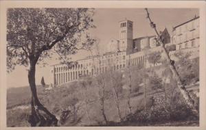 Italy Assisi Perugia Sacre Convento E Basilica Di Saint Francesco
