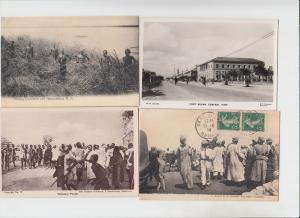 BRITISH SUDAN SOUDAN-COLOMBIE AFRICA AFRIQUE 115 CPA (mostly pre-1940)