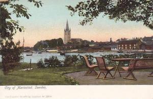 City Of Mariestad, Sweden, 1910-1920s
