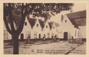 Belgium Bruges Maison Dieux de Meulenaere Rue Neuve de Gand