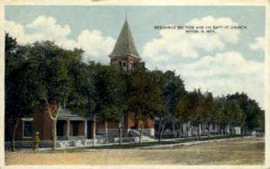 First Baptist Church Raton NM 1916