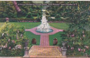 South Carolina Camden Kam Kammer Private Estate Formal Garden