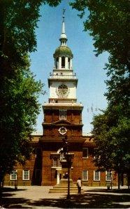 Pennsylvania Philadelphia Independence Hall 1956