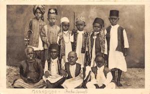 Somalia Mogadiscio arabo-somali kids
