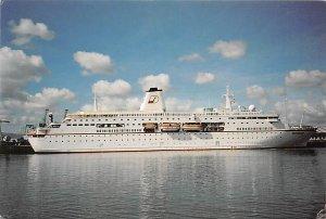 Deutchsland Deutsche Kreuzfahrttradition Ship Unused