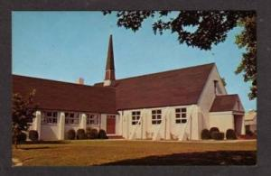 DE St Martin's Episcopal Church SELBYVILLE DELAWARE PC