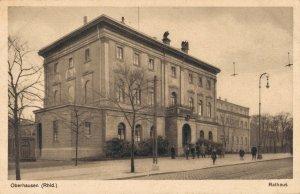 Germany Oberhausen Rheinland Rathaus 03.44