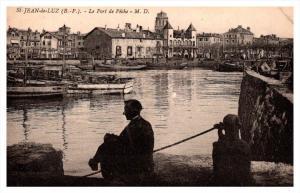 13774    Saint Jean de Luz   Le Port de Piche