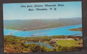 View From Erkins Memorial Drive, Bear Mountain, NY - Used