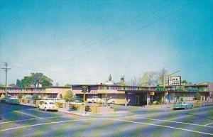 California Stockton Eden Motor Lodge