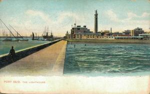 Egypt Port Said The Lighthouse 01.88