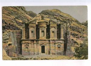 232818 Jordan PETRA Raqmu Cempel of Ed Der Vintage postcard