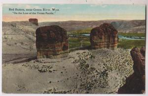 Red Buttes, Green River Wyo