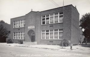 RP: PLATTEVILLE , Wisconsin , 30-40s; St. Mary's School