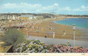 uk8850 sands and festival hall paignton uk