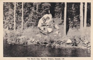 KENORA, Ontario, Canada, 1900-1910s; The Devils Gap