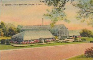 Ohio Cincinnati Conservatory In Eden Park
