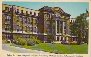 Indiana Indianapolis Robert W Long Hospital & Indiana University School Of Me...