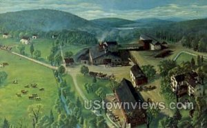 Hopewell Village National Historic Site - Birdsboro, Pennsylvania