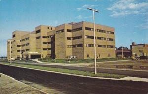 Street View, The Federal Building, Bathurst, New Brunswick, Canada, 40-60´s