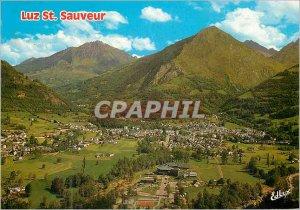 Postcard Modern Luz St Sauveur Hautes Pyrenees Luz St Sauveur