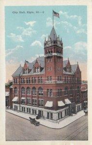 ELGIN , Illinois, 00-10s ; City Hall