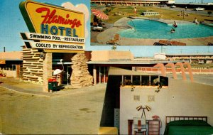Arizona Yuma The Flamingo Hotel