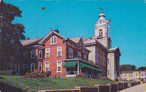 New Jersey Bridgeton Cumberland County Courthouse And Sheriffs Residence