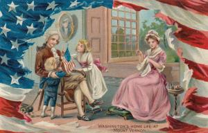 Washington's Birthday, 00-10s ; Home Life : TUCK156
