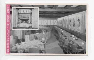 Interior view of Schuler's, Marshall, Michigan, 40-60s