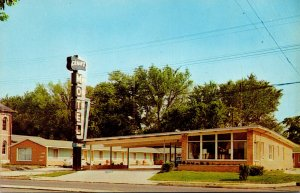 Illinois Jacksonville Craig's Motel
