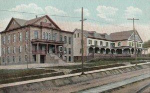 MEADVILLE , Pennsylvania, 1901-07 ; I.O.O.F. Home