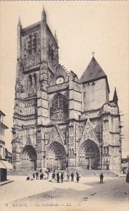 La Cathedrale Meaux France