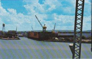 Canada Collingwood Ship Yard Collingwood Ontario