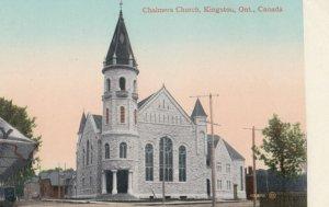 KINGSTON , Ontario , 1900-10s ; Chalmers Church