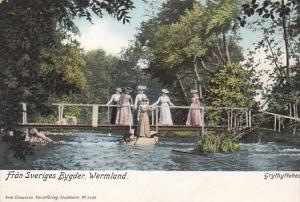 Grythyttehed, Fran Sveriges Bygder, Wermland, Sweden, 1900-1910s