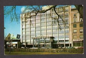 CT Shoreham Hotel HARTFORD CONN CONNECTICUT POSTCARD PC