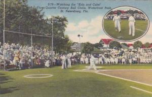 Florida St Patersburg Waterfront Park Stadium Kids & Cubs