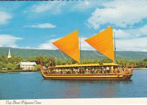 Capt. Beans Cruise ship , KONA , Hawaii , 50-70s