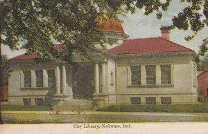 Indiana Kokomo City Library Bicycles 1910