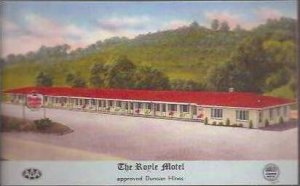 PA Kittaning Royle Motel
