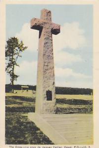 The Cross, La Croix De Jacques Cartier, Gaspe, Quebec, Canada, 1900-1910s