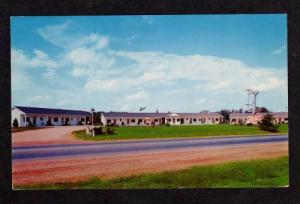 VA Holiday Inn Auto Motel EDGEHILL VIRGINIA Postcard PC