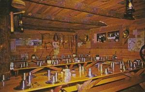Mining Camp Restaurant Interior Superstition Mountain Apache Trail Arizona