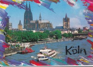 Postal 61797 : Koln am Rhein