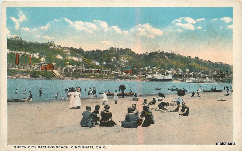 1920s Queen City Bathing Beach