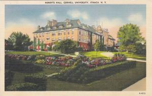 Roberts Hall, Cornell University, Ithaca New York 1930-40s