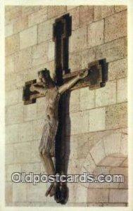 Crucifix Religious Angles Unused light wear close to grade 1