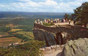 TN - Chattanooga, Lookout Mountain, Lover's Leap