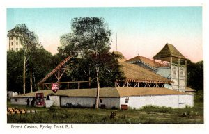 Rhode Island  Rocky Point  Forest Casino